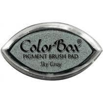 Color Box Gris Cielo