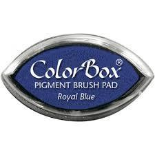 Color Box Azul Real