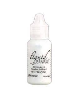 Liquid Pearls White Opal