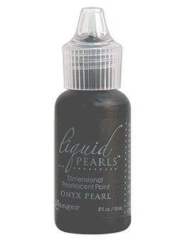 Liquid Pearls Onyx Pearl