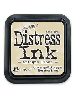Distress Antique Linen