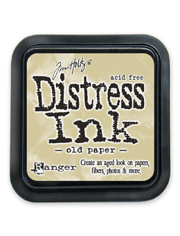 Distress - Old Paper