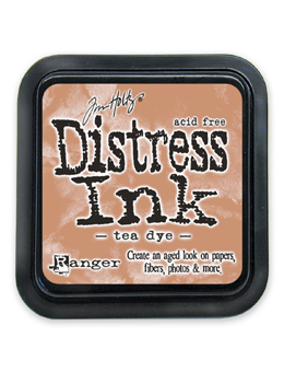 Distress - Tea Dye