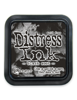 Distress - Black Soot