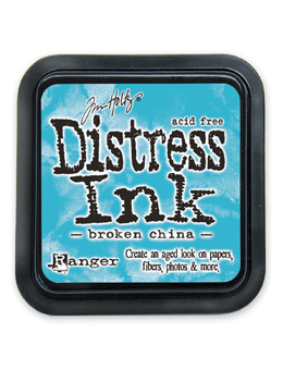 Distress - Broken China