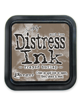 Distress - Frayed Burlap