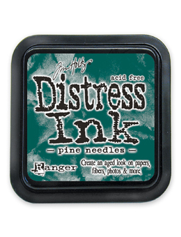 Distress - Pine Needles