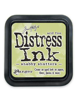 Distress - Shabby Shutters