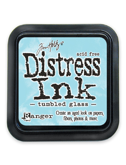 Distress - Tumbled Glass