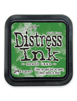 Distress - Mowed Lawn
