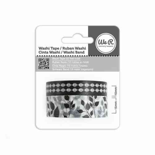 Washi Tape Black & White