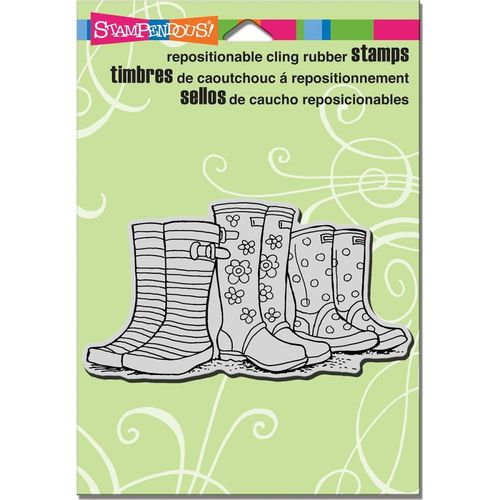 Sello Caucho Puddle Boots